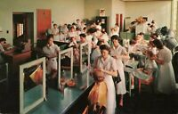 Postcard Technical High School Cosmetology Department Fort Worth Texas