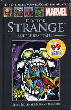 Officiel MARVEL Bande dessinée recueil 99 (C 26): docteur strange HACHETTE COLLECTION