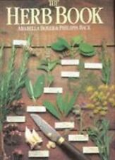 Herb Book by Philippa Back and Arabella Boxer (1993, Hardcover)