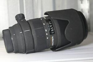 Sigma EX APO HSM DG 70-200mm F/2.8 for Nikon