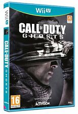Jeux Wii U ACTIVISION Call of Duty Ghosts