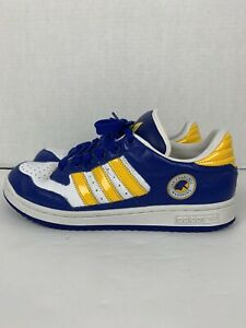 Adidas Hardwood Classics Golden State San Francisco Warriors Sneakers Retro 8.5