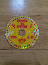 Samba De Amigo for Nintendo Wii *Disc Only*