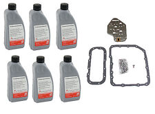 6-Liters Transmission Fluid & Filter Kit  BMW with A4S Trani 318 323 325 328