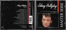 CD 16 TITRES JOHNNY HALLYDAY MASTER SÉRIE VOL.1 BEST OF 1991 POLYGRAM 832049-2