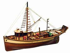 OcCre PALAMOS Wood Model Ship Kit.