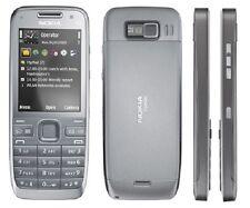 Nokia e52 Grey (Senza SIM-lock) WLAN 3,2mp 4 nastro 3g GPS MADE Finland molto bene