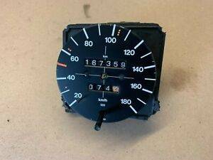 Vw Bus T3 Tacho Tachometer Wegstrecke 500 altes Modell