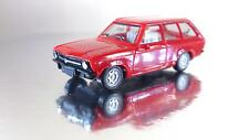 * Herpa 023832 Opel Ascona Voyage Standard Red 1:87 Scale Model Vehicle