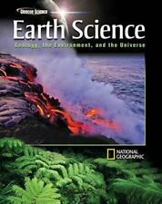 Glencoe Earth Science: Geology, the Environment, and the Universe, Student: Used