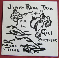 TRIO JIMMY RENA AND THE GILI BROTHERS  LP ORIG ESP  ONE MORE TIME   DEDICACES