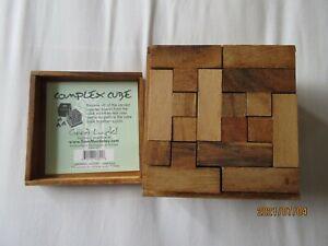 Complex Cube Block Puzzle