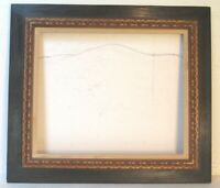 ART DECO  GILDED WOOD FRAME FOR PAINTING, PRINT  24  x 20  INCH