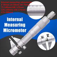 5-30mm 25-50mm 75-100mm Innenmessschraube Mikrometer Messschraube Messwerkzeug