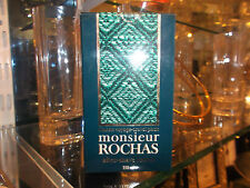 MONSIEUR ROCHAS after shave lotion_dopo barba 150 ml RARE VINTAGE APRES RASAGE