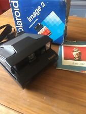 Vintage POLAROID Image 2 Instant Film Camera