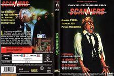 SCANNERS - FILM de David CRONENBERG avec Michael IRONSIDE -  1981 - 103 min