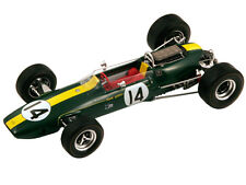 1967 LOTUS 33 BRM #14 MONACO GP 2ND GRAHAM HILL 1/18 BY SPARK 18S082