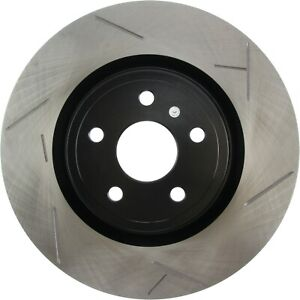 StopTech Disc Brake Rotor Front Left for Jeep Grand Cherokee / 126.58010SL