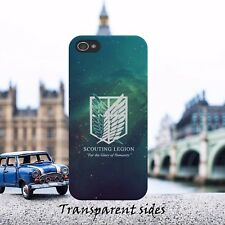 Attack On Titan Scouting Legion Phone Case Cover