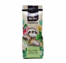 Cafe Britt Costa Rican Habitat Sloth Whole Bean 12 oz