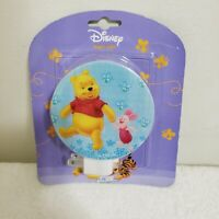 Disney Winnie The Pooh and Piglet Decorative Room Kids Night Light Lamp - NEW