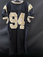 #94 UNIVERSITY OF CENTRAL FLORIDA KNIGHTS GAME USED AUTHENTIC ADIDAS JERSEY