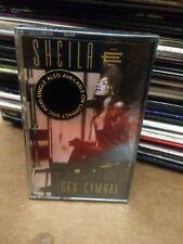 SHEILA E SEX CYMBAL  FACTORY SEALED CASSETTE  ALBUM H1