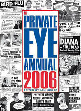 """""""AS NEW"""" The Private Eye Annual 2006, Ian Hislop, Book"""
