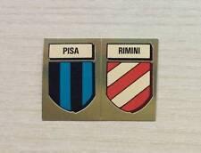 FIGURINE LAMPO / FLASH - CALCIO FLASH '82 - SCUDETTO:  PISA / RIMINI - NEW