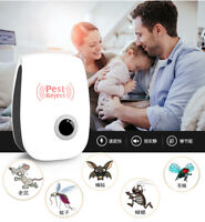 Mosquito Malfunctional Enhanced Mice Offense Electronic Ultrasonic Pest Repeller