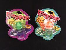 X2 sous licence RING POP FRUIT Baume à lèvres. Neuf. Nouveauté-Cadeau Génial Cadeau Candy