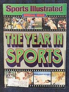 3.13.80 YEAR IN SPORTS Sports Illustrated BIRD * MAGIC * ROSE * STARGELL * TAMPA