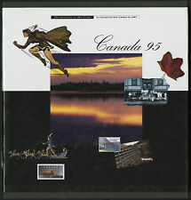 Canada   1995  Annual Collection #38