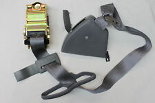 83-92 Camaro/Firebird 91-92 Style Gray Front Seat Belt Retractor LH New GM NOS