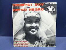 TRUMPET BOY joue Orfeu Negro Adieu tristesse 424152 PE