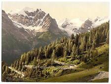 Ortler Territory Stilfserjoch Tyrol A4 Photo Print