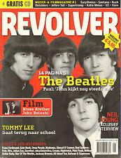 MAGAZINE REVOLVER 2006 nr. 01 - BEATLES / JOHN BELUSHI / OUTSIDERS / U2 / KORN