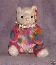 Ty Beanie Babies october birthday bear retired