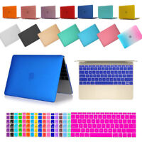 """13"""" 15'' Retina Hard Rubberized Hard Case Cover Protector For Apple MacBook Pro"""