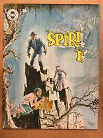 The Spirit #21 Will Eisner Kitchen Sink Enterprises