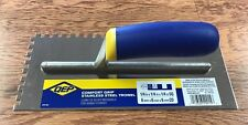 "QEP 11"" Trowel for Schluter DITRA-XL 1/4"" x 1/4"" x 1/4"""