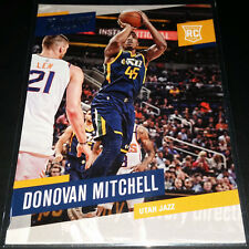 Donovan Mitchell 2017-18 Panini Prestige Rookie Card (no.163)