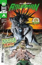 Aquaman #45A, 1st Appearance Namma,Nm 9.4,1st Print,2019 Flat Rate Ship-Use Cart