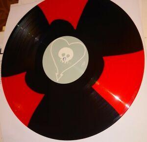 ALKALINE TRIO GODDAMNIT RED/BLACK COLOR VINYL MINT NEW MXPX NOFX BLINK 182