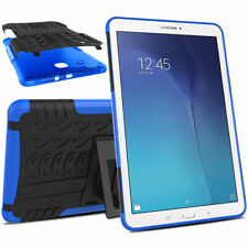 Fit Samsung Galaxy Tab Heavy Duty Shockproof Tablet Case Hard Stand Back Cover