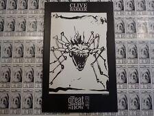Great and Secret Show (2006) IDW - #8, Incentive Variant CVR, Clive Barker, NM-