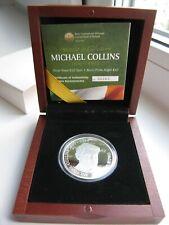 Ireland 10 euro 2012 Michael Collins box COA