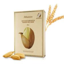 JM Solution Lacto Saccharomyces Golden Rice Mask 1Pack (10ea)