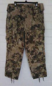 "BDU ACU OCP MultiCam Trousers Pants Large Regular 71""-75"" Army Combat Uniform"